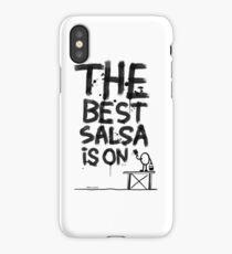 La mejor salsa es on... Vinilo o funda para iPhone