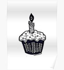 Cupcake Celebrations Poster