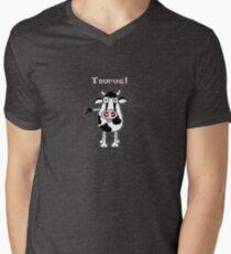 Cartoon bull representing Taurus T-Shirt