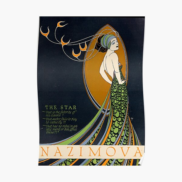 Madame Peacock (1920) poster Poster