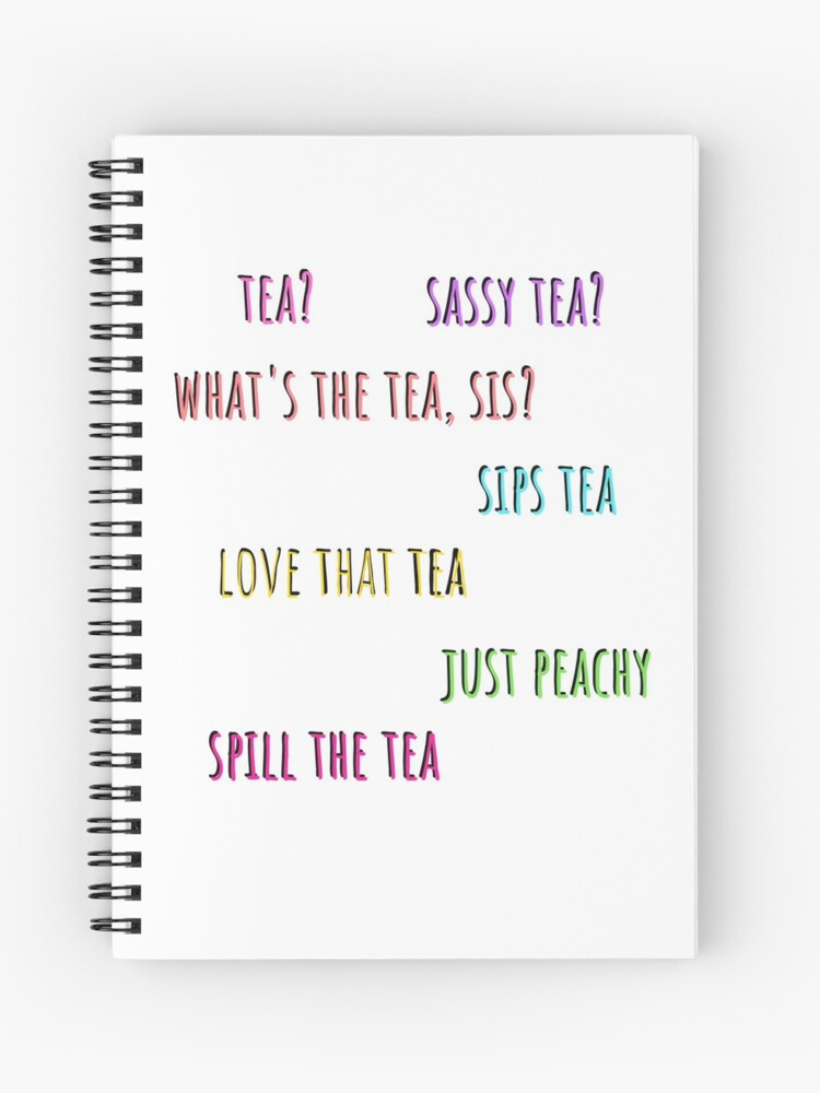 tea yes please tea talk funny trendy tea quotes good vibes