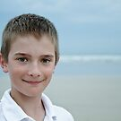 Benjamin aged 11 by kraftyman