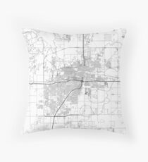 Amarillo map poster print wall art, Texas gift printable, Home and Nursery, Modern map decor for office, Map Art, Map Gifts Floor Pillow