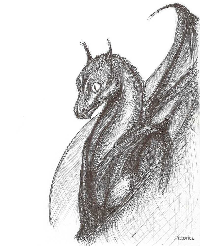 THE Dragon. by Pittorica