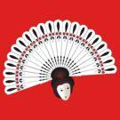 White fan by aleksandra15