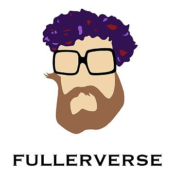 Bryan Fuller Beard & Flower Crown by Fullerverse