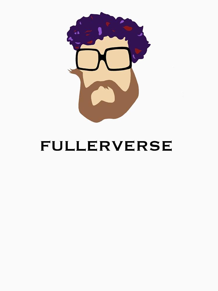Bryan Fuller Beard & Flower Crown by Fullerverse