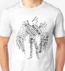 Maximum Ride: Fang Word Art Unisex T-Shirt
