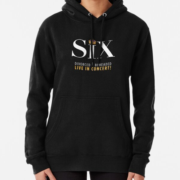 Six - Old Logo - Light version Pullover Hoodie