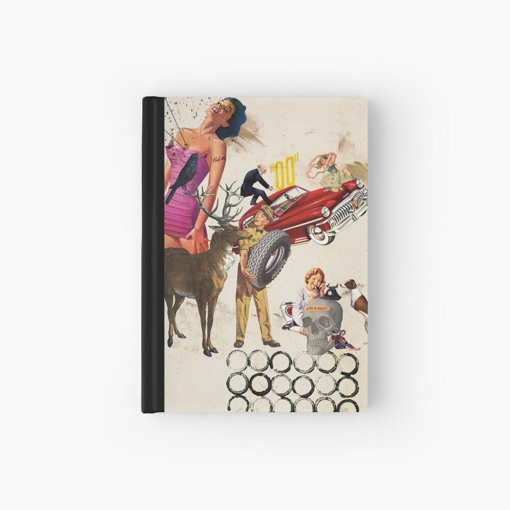 UPS A DAISY Hardcover Journal