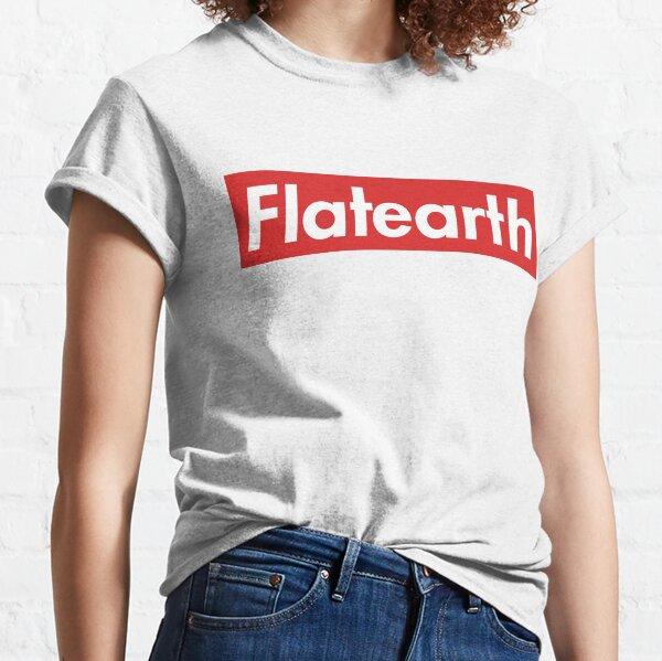 Flatearth Classic T-Shirt