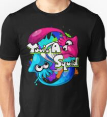 You're a Squid Now Slim Fit T-Shirt