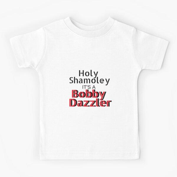 Holy Shamoley, it's a Booby Dazzler  Kids T-Shirt