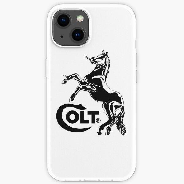 Colt Schusswaffen iPhone Flexible Hülle