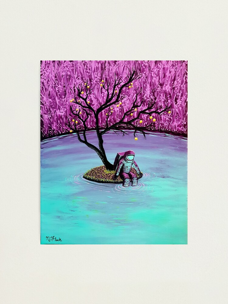 Alternate view of Dreamer Photographic Print