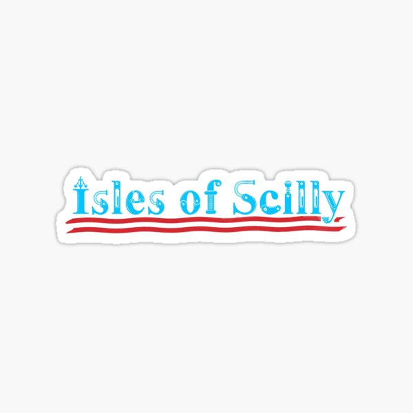 Isles of Scilly Sticker