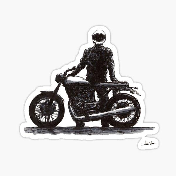 Rider 7 Sticker