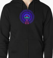 Aliens - Night Ver Zipped Hoodie