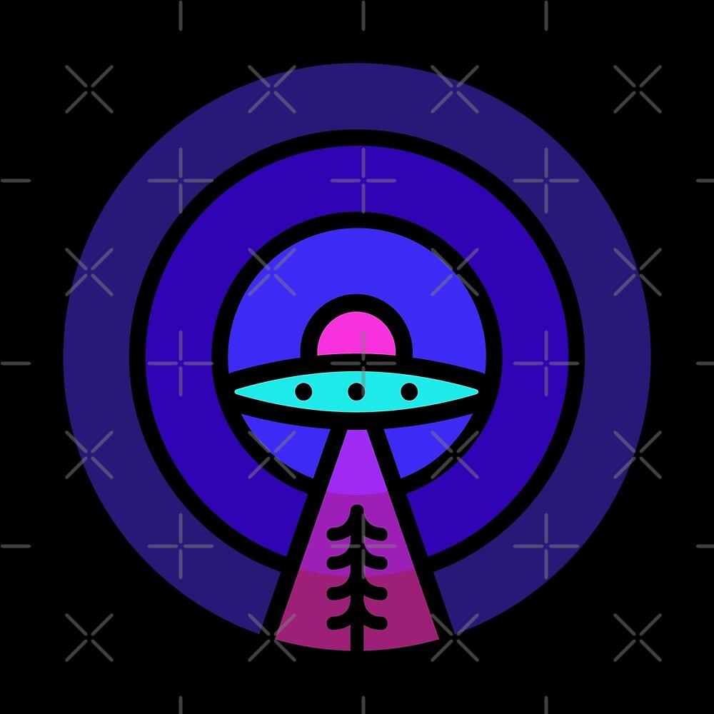 Aliens - Nacht Ver von rfad