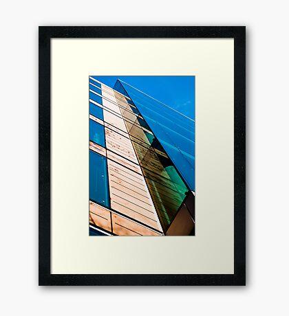 Polski Bank London 1 Framed Print