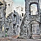 CASTLE IN HDR by TIMKIELY