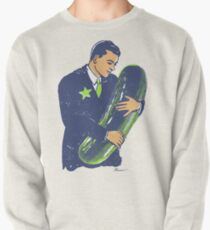 Hold The Pickle - American Oddities #3 Pullover