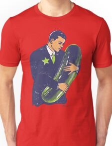 Hold The Pickle - American Oddities #3 Unisex T-Shirt