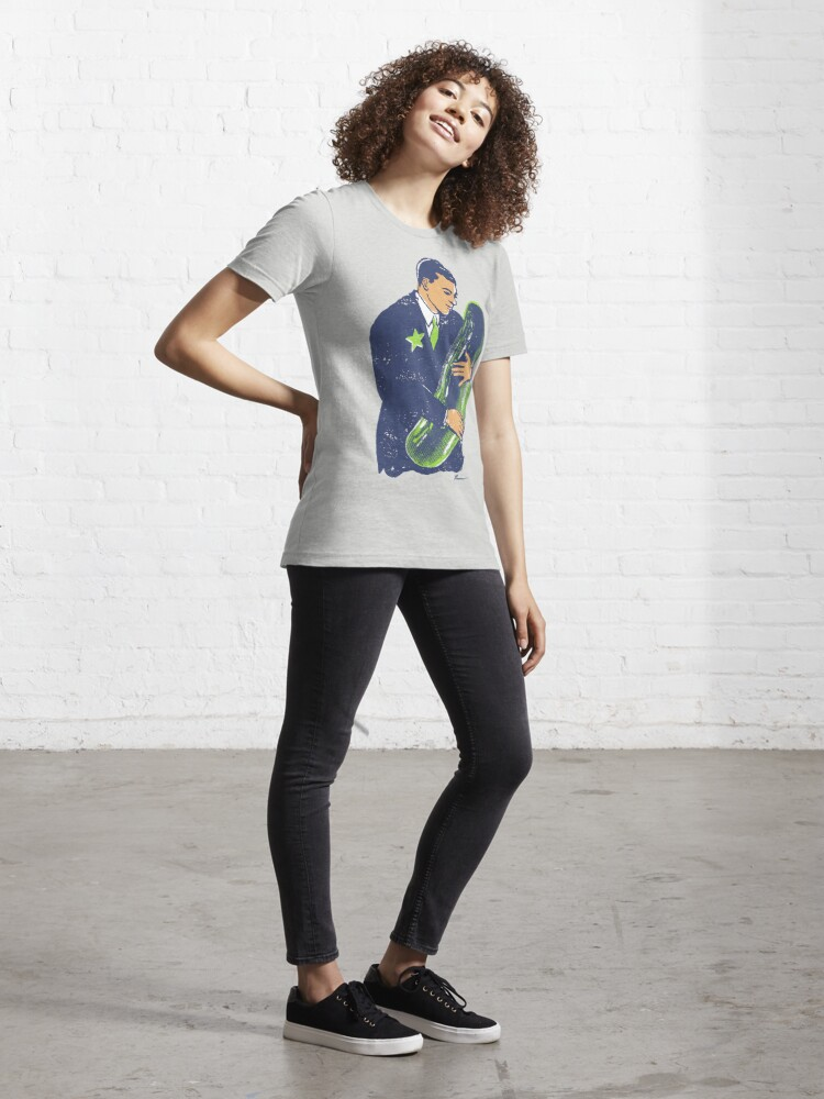 Alternate view of Hold The Pickle - American Oddities #3 Essential T-Shirt