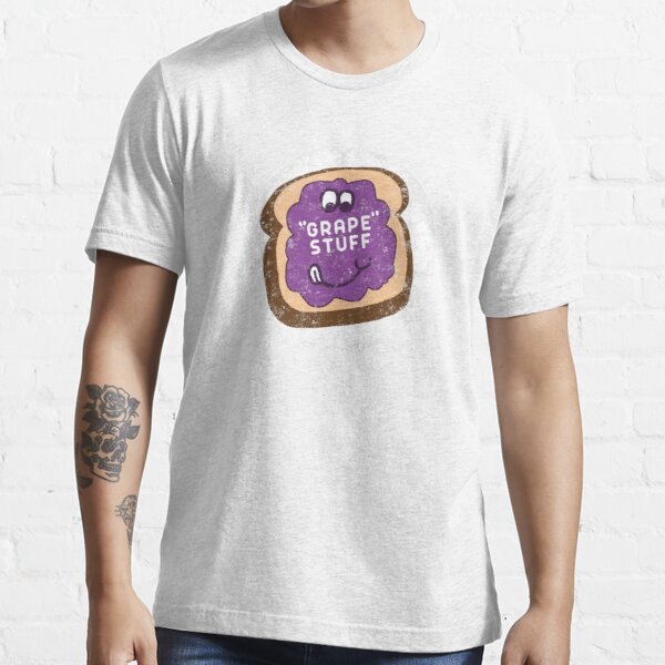 Retro PB&J Sticker Essential T-Shirt