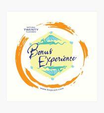 Sparkling Water BXP Logo - Coconut Art Print