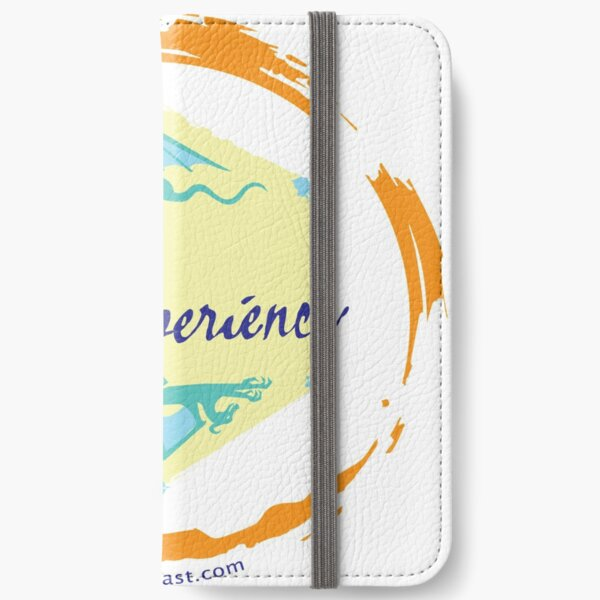 Sparkling Water BXP Logo - Coconut iPhone Wallet
