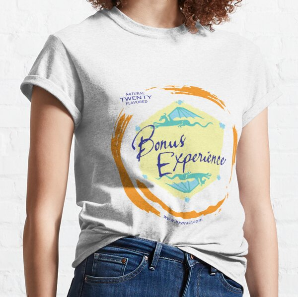 Sparkling Water BXP Logo - Coconut Classic T-Shirt