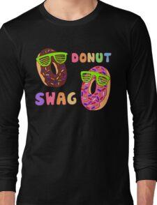 DONUT SWAG Long Sleeve T-Shirt