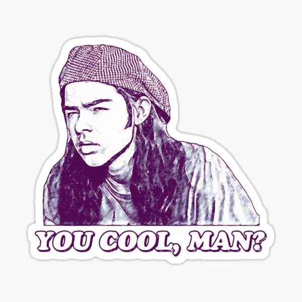 Rory Cochrane Dazed and Confused  Sticker
