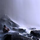 The Sapo waterfall by Vincent Riedweg