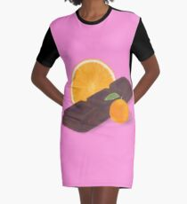 Verano Graphic T-Shirt Dress