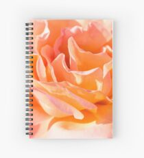 Nested Petals Spiral Notebook