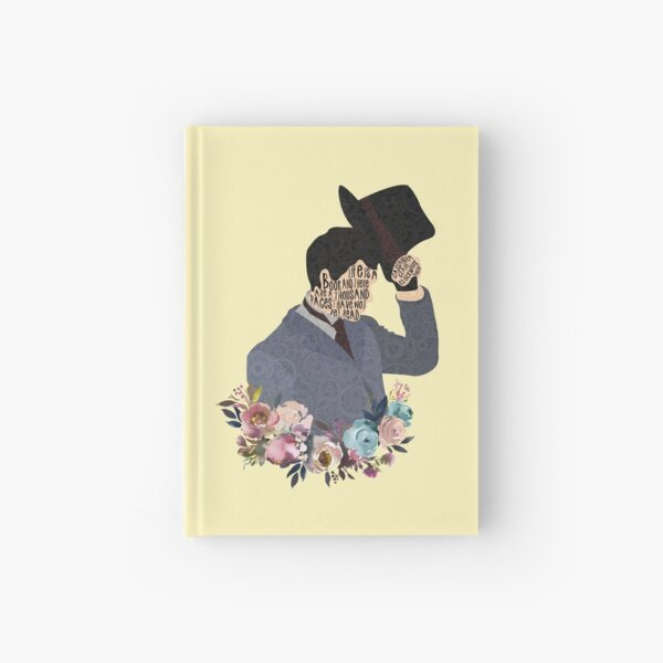 Will Herondale - Clockwork Angel Hardcover Journal