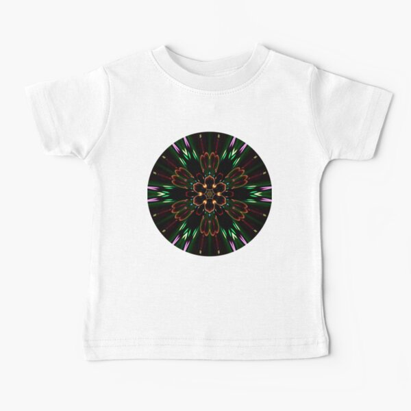 Heart Of The Flower Baby T-Shirt