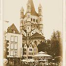 Koeln Altstadt by DeeCl
