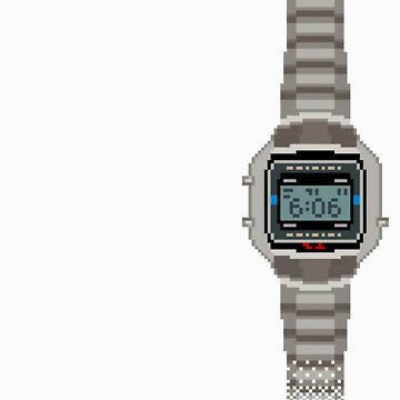 6:06 – Back to Basics: Old-School Watch by attilaacs