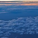 Cloudscape from Cabin Window by AngeloDeVal