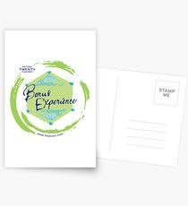 Sparkling Water BXP Logo - Lime Postcards