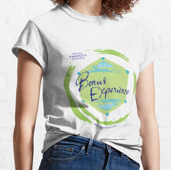 Sparkling Water BXP Logo - Lime Classic T-Shirt