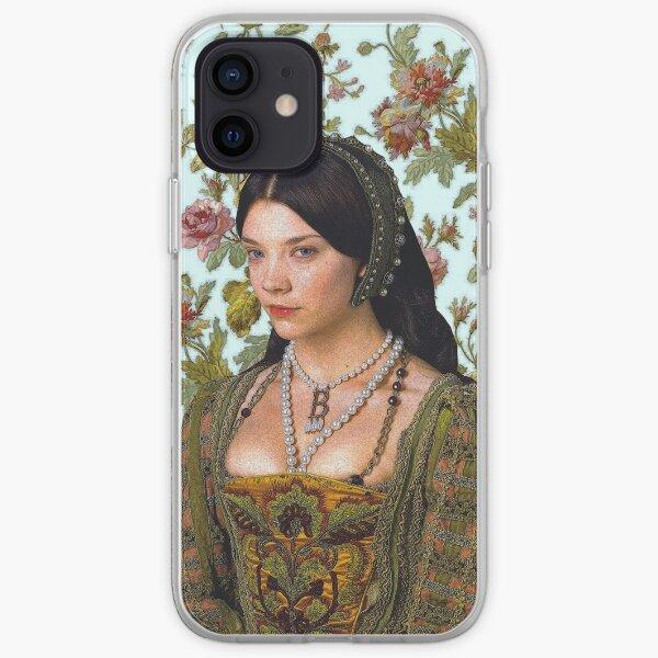 anne boleyn iPhone Soft Case