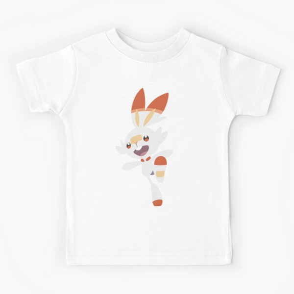 Scorbunny - Art minimaliste T-shirt enfant