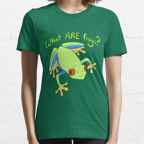 What ARE Frogs? (Tree edition) Essential T-Shirt