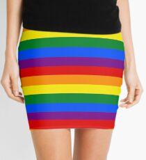 Gay Pride Mini Skirt