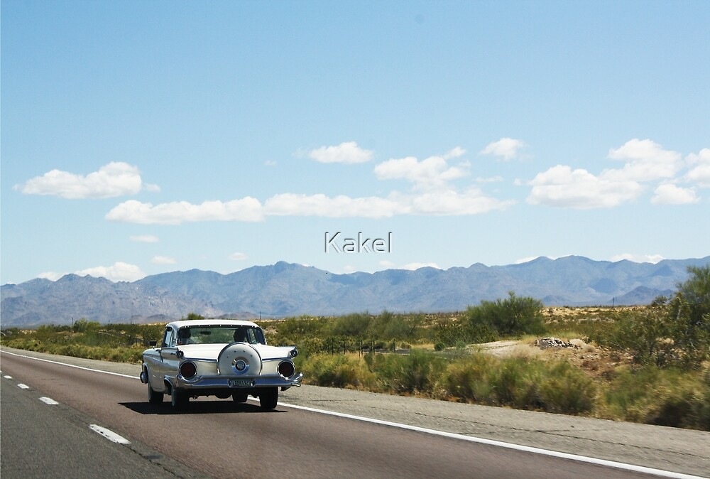 Roadtrip by Kakel