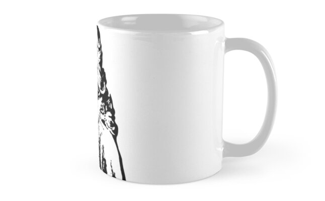 Dolly 1maret Parton painting Classic Mugs